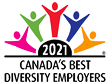 2021 Canada's best diversity employers award.