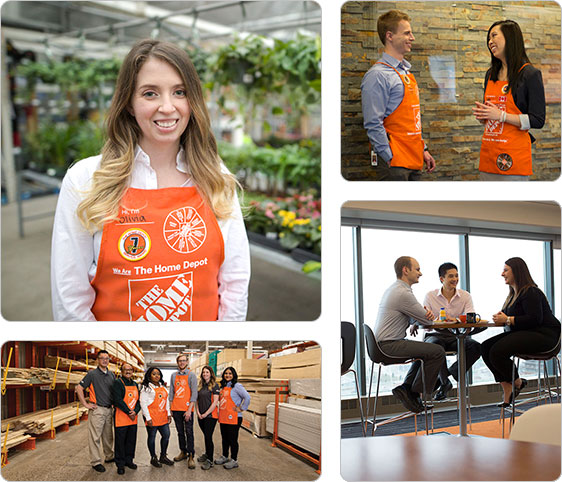 The Home Depot Canada Team Members